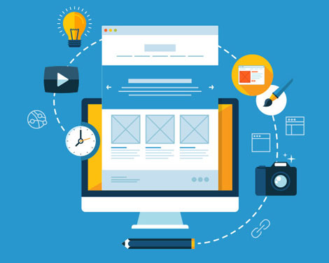 Web design and development company in coimbatore :F2F Solutions